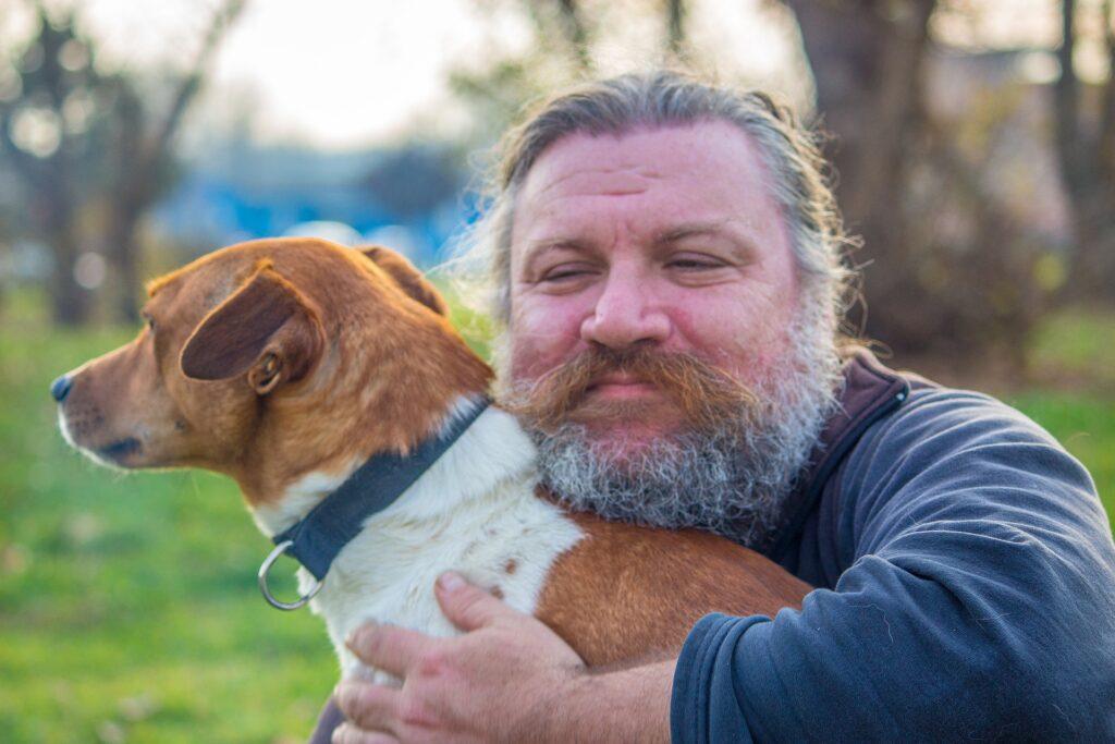 bezuvjetna ljubav pas i čovjek