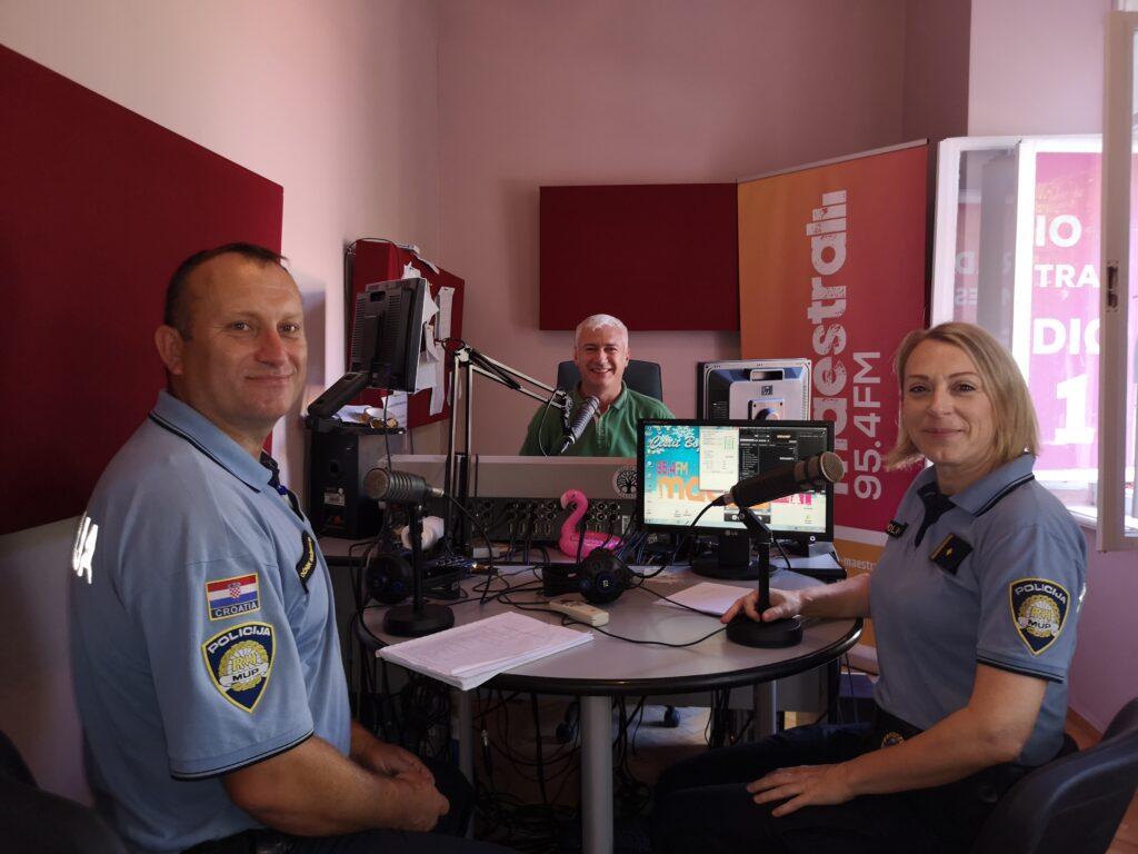 prometna policija PU Istarska