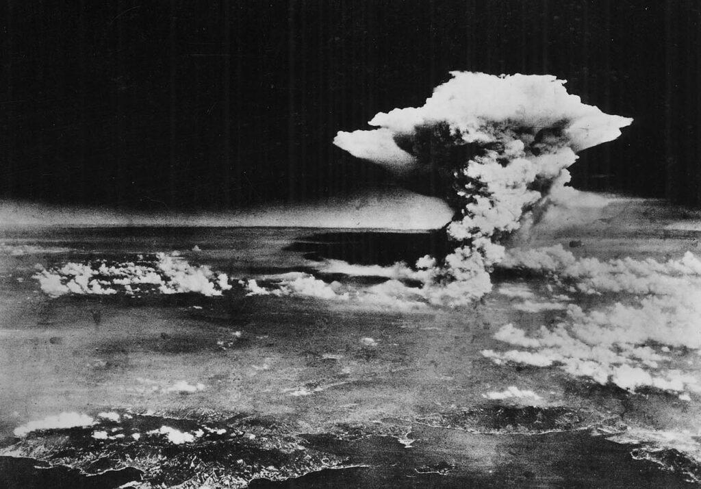hirošima atomska bomba eksplozija