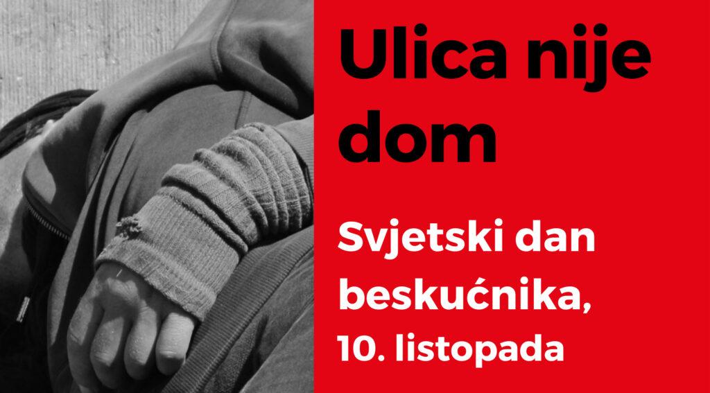 Svjetski dan beskućnika