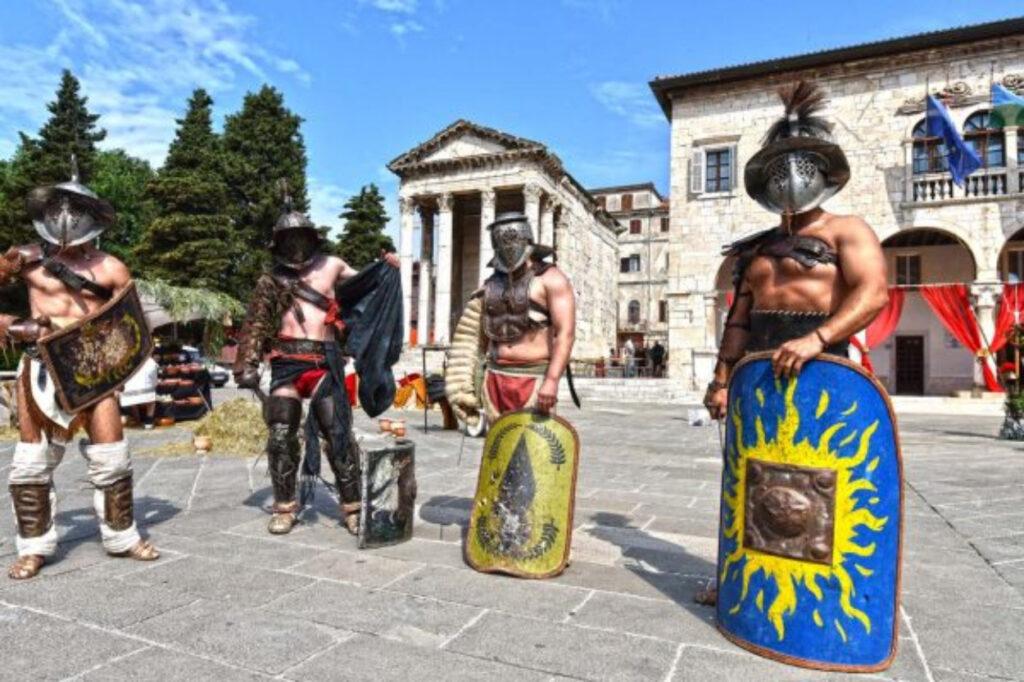 Spectacvla Gladiatoria