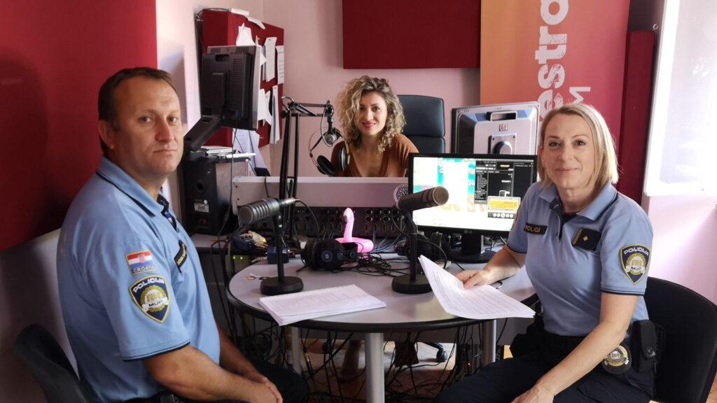 odgovorno u prometu - prometna policija - radio maestral