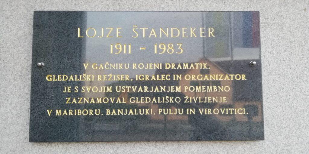 Lojze Štandeker
