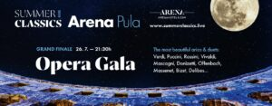 Summer Classics Pula Arena