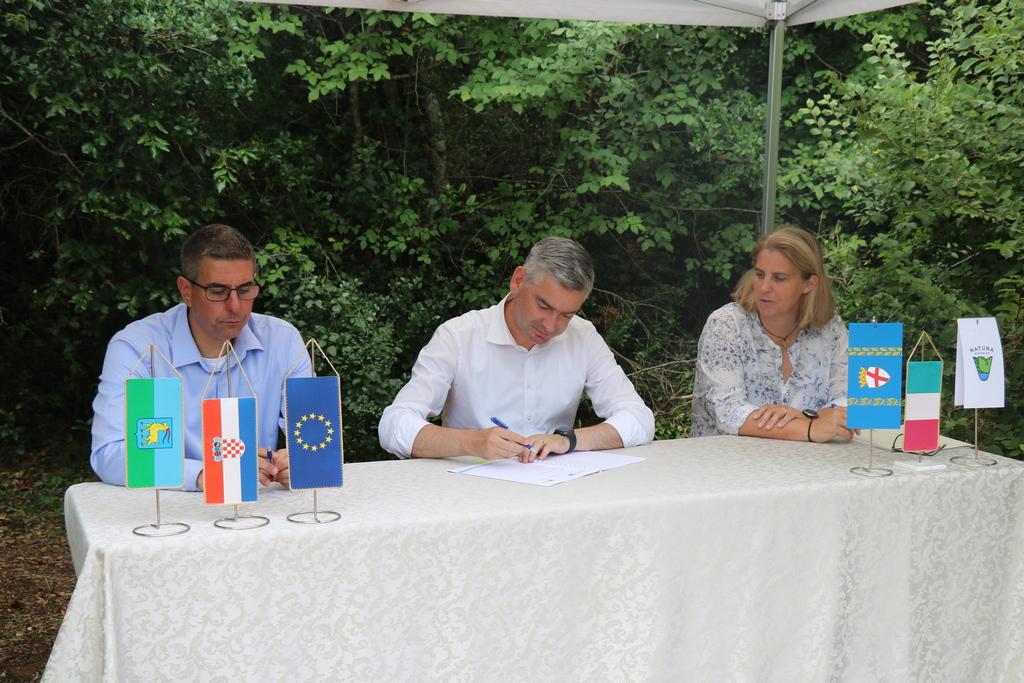 palud potpis sporazuma projekt CREW
