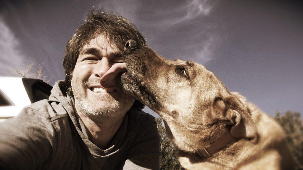 pas i čovjek