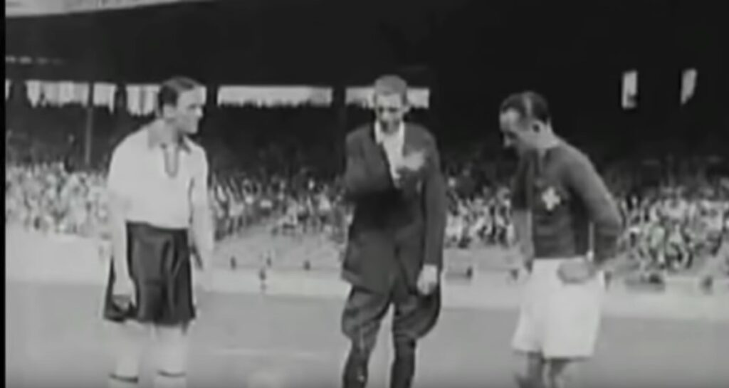 prvo nogometno prvenstvo 1930