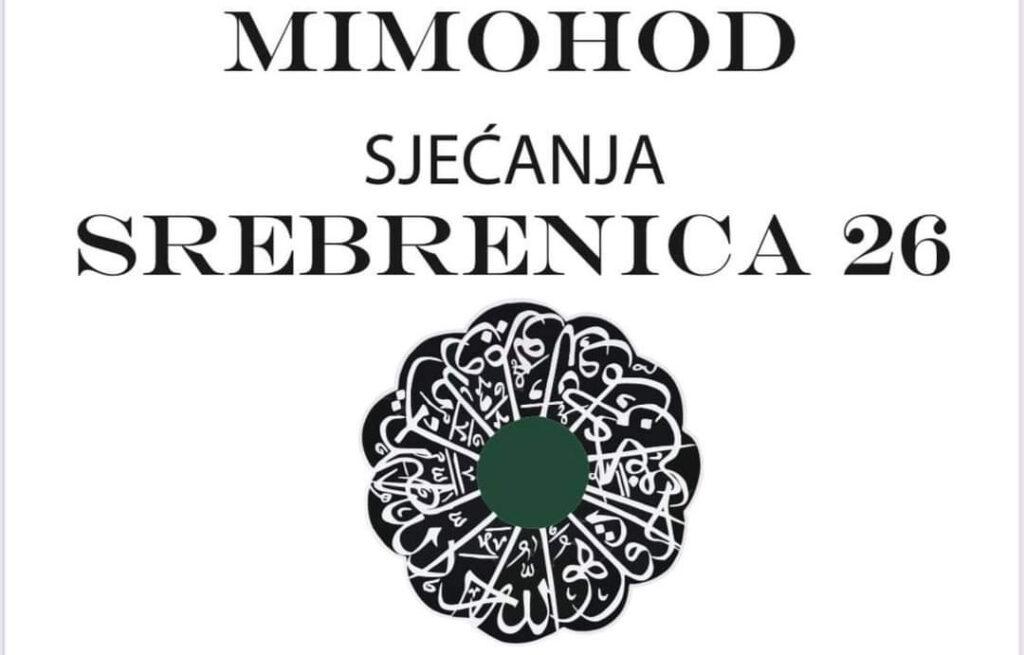 Mimohod sjećanja Srebrenica